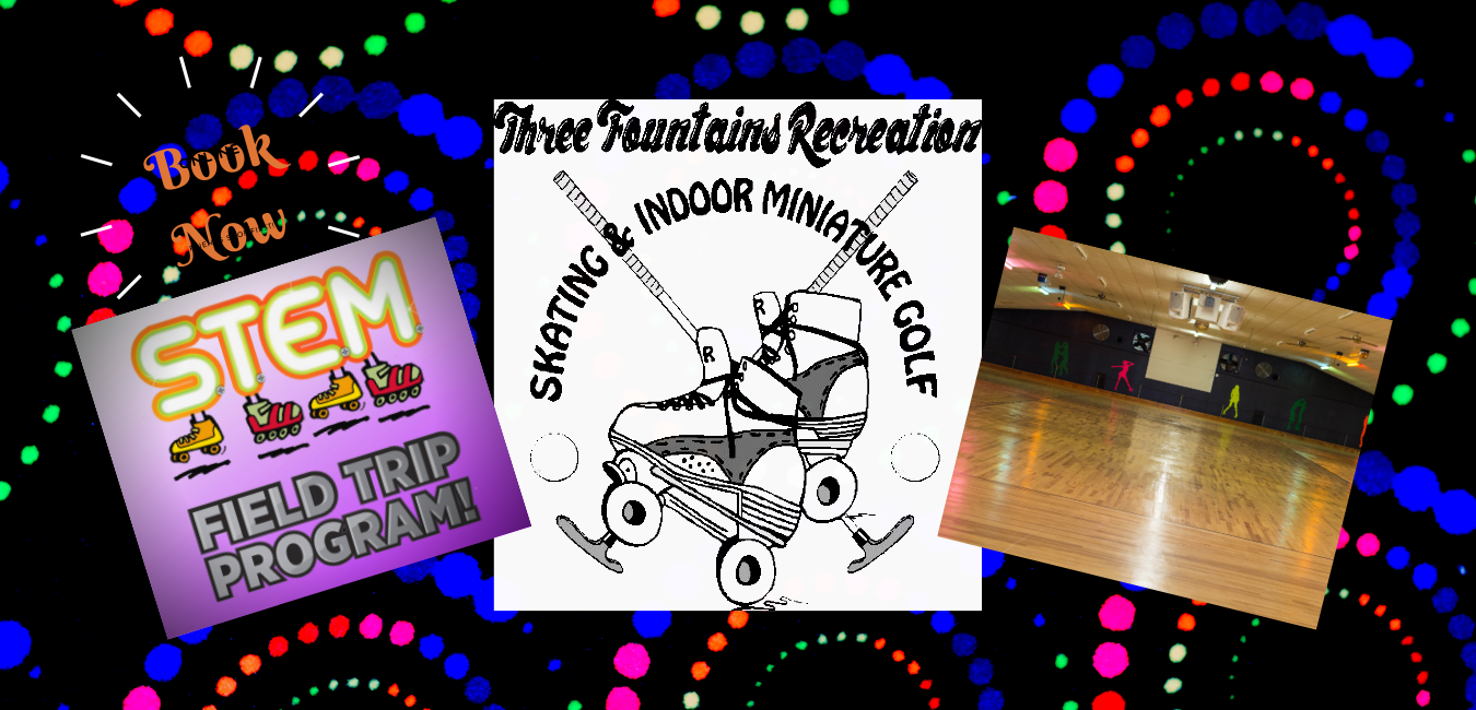 Three Fountains Recreation Logo